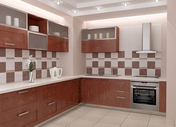 Отделка стен на кухне: обзор актуальных вариантов