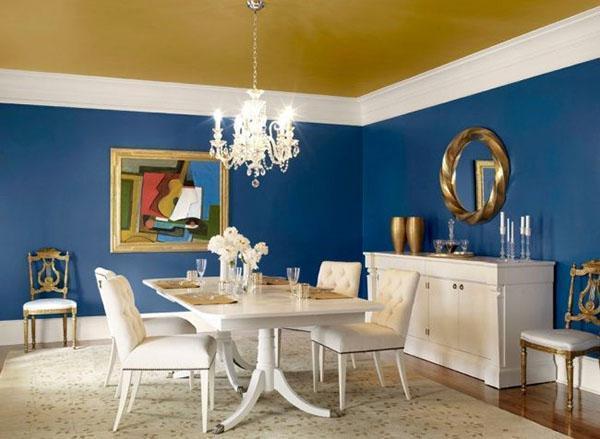 Качественная покраска стен на кухне