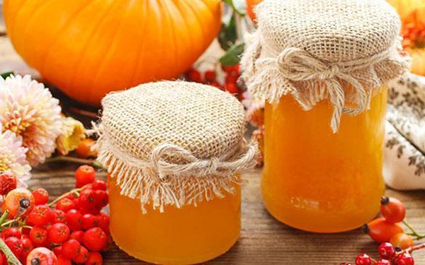 мед из тыквы по быстрому рецепту