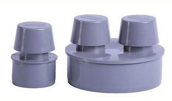 клапаны разных диаметров