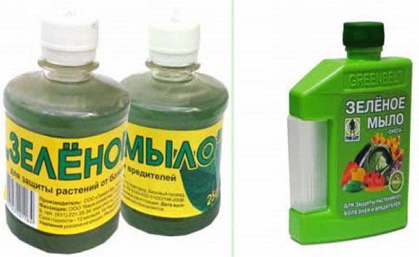 препарат зеленое мыло