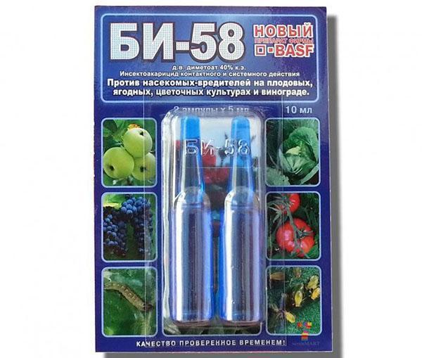 би-58 новый инструкция по применению