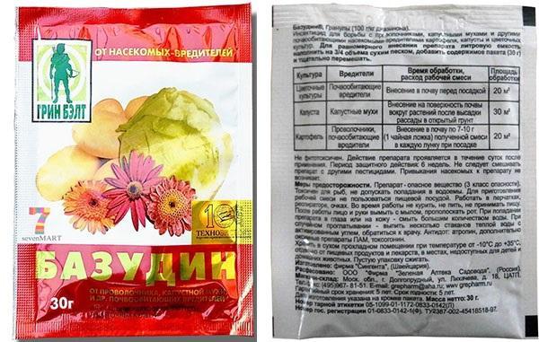 препарат Базудин