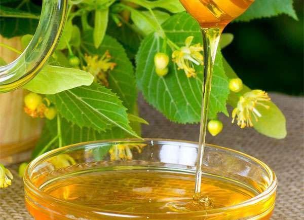 липовый мед полезен для глаз