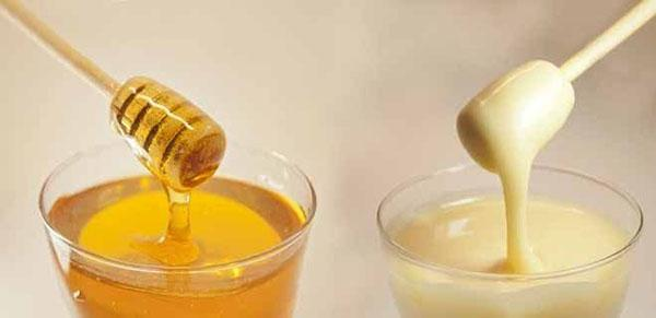 мед для красоты кожи
