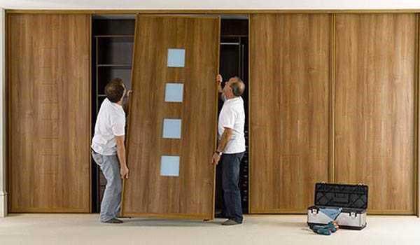 двери для шкафа купе своими руками