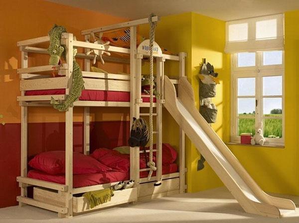 двухъярусная кровать своими руками