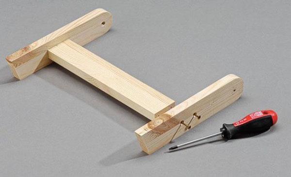 изготовление ножек столика