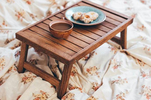 столик из планок
