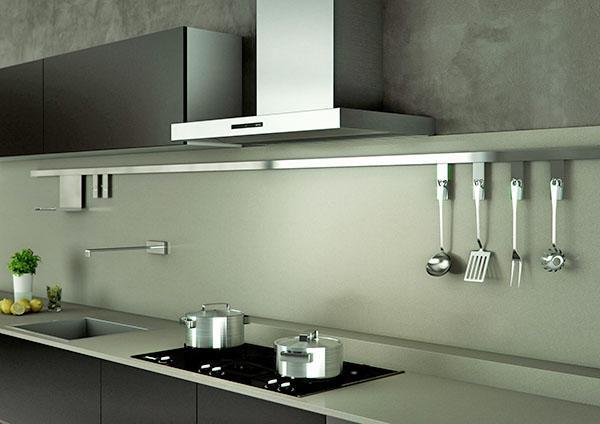 кухня в едином стиле