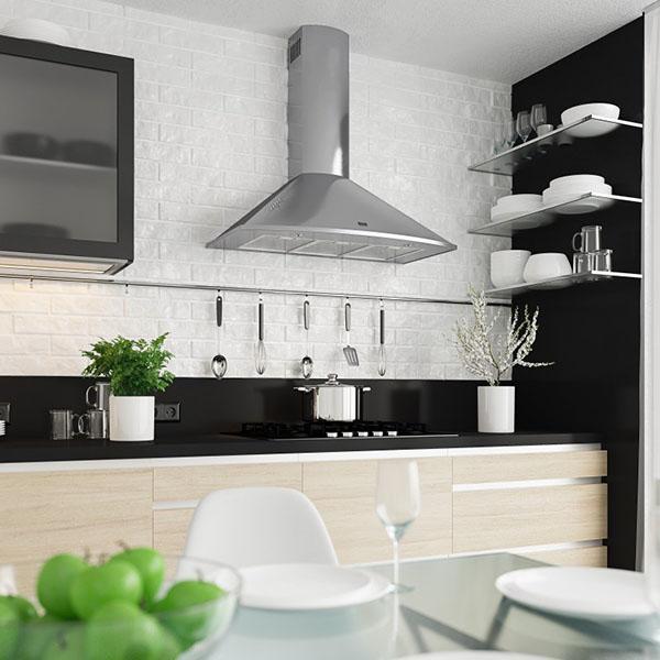 принцип работы кухонной вытяжки
