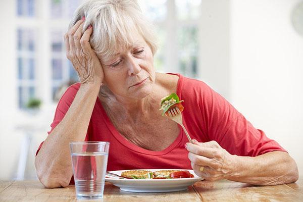 генциана улучшит аппетит