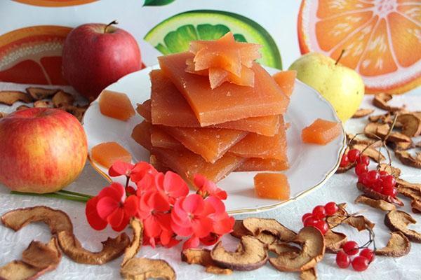 Домашние мармелады из яблок – проверенные рецепты. Мармелад из яблок в домашних условиях: в микроволновке или духовке - Автор Екатерина Данилова