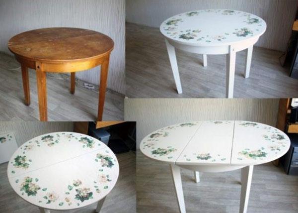 обновление стола