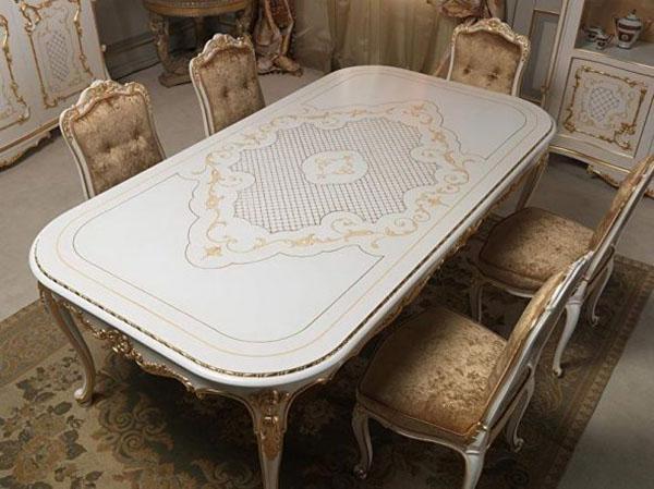 обновленный обеденный стол