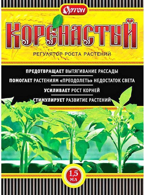 регулятор роста растений Коренастый