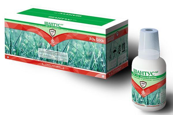 гербицид шантус