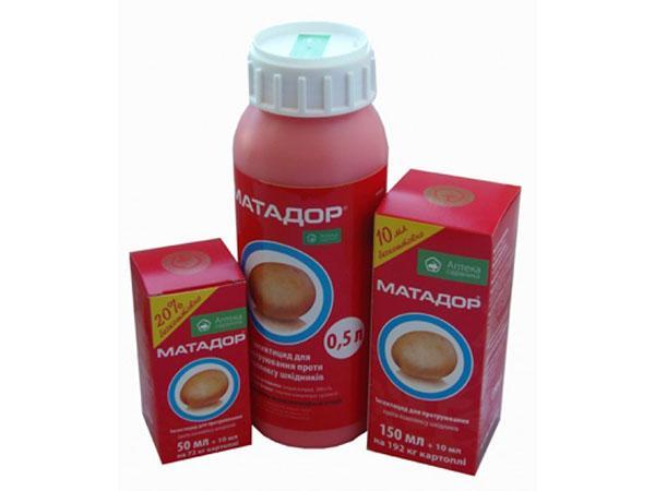 препарат матадор