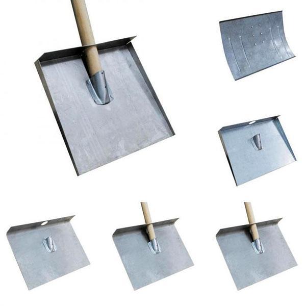 лопата для снега разной формы