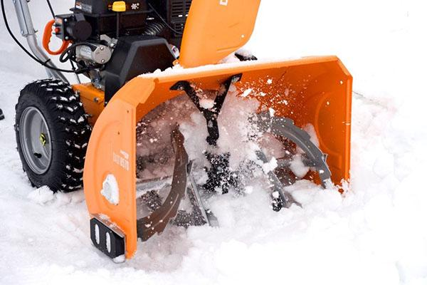 насадка для удаления снега