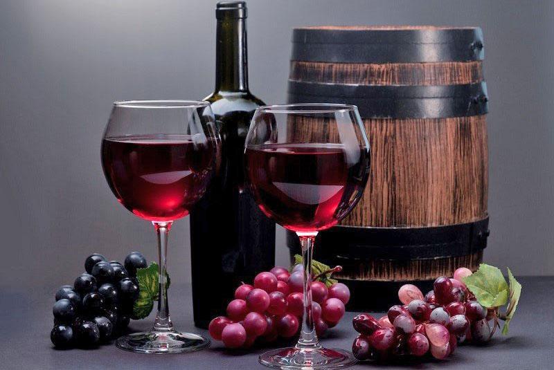 домашнее вино из винограда Изабелла рецепт