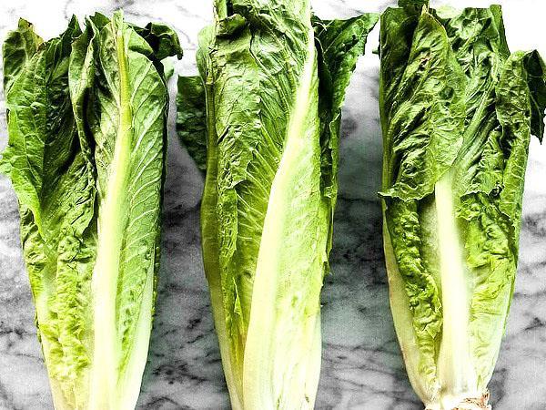 полезный салат ромэн