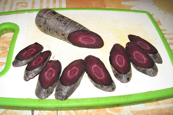уникальный состав черной моркови