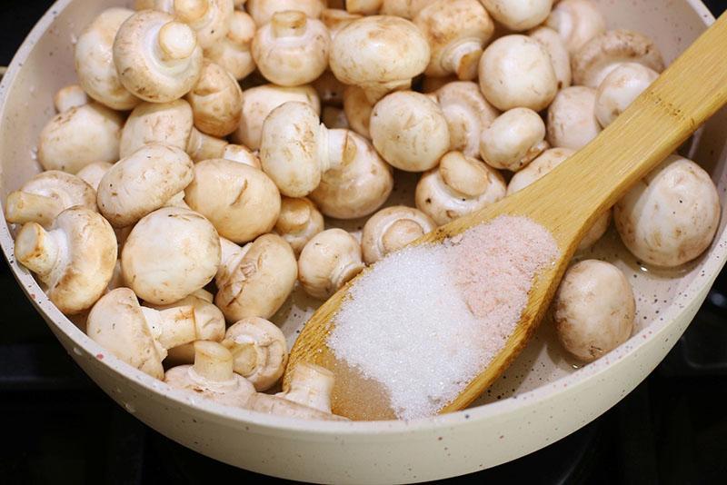 специи для маринования грибов