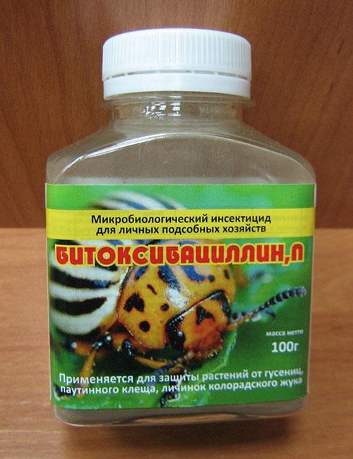 микробиологический инсектицид