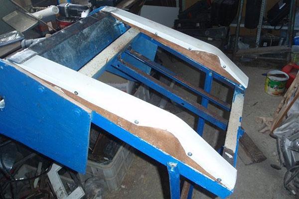 изготовление механизированного инструмента