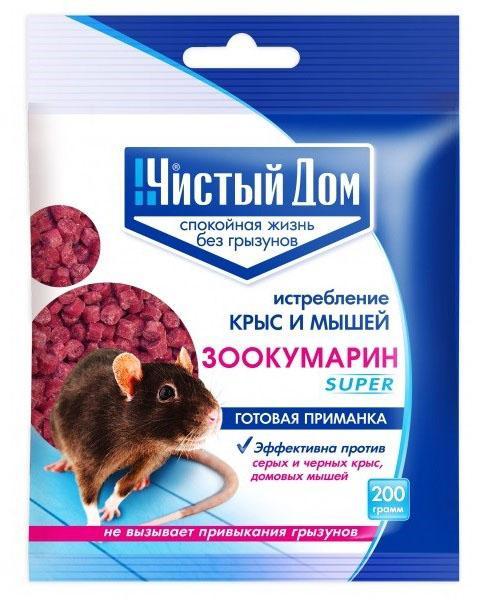 яды против мышей