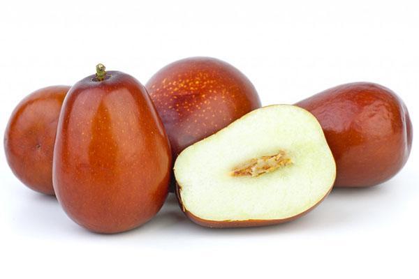спелые сладкие плоды