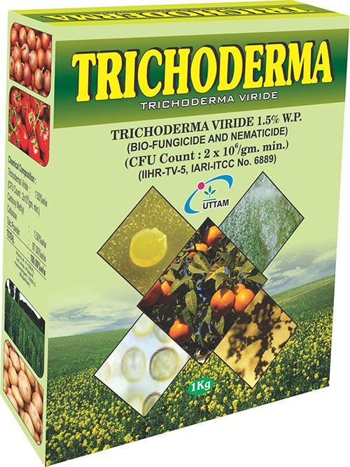 биологический препарат Триходерма Вериде