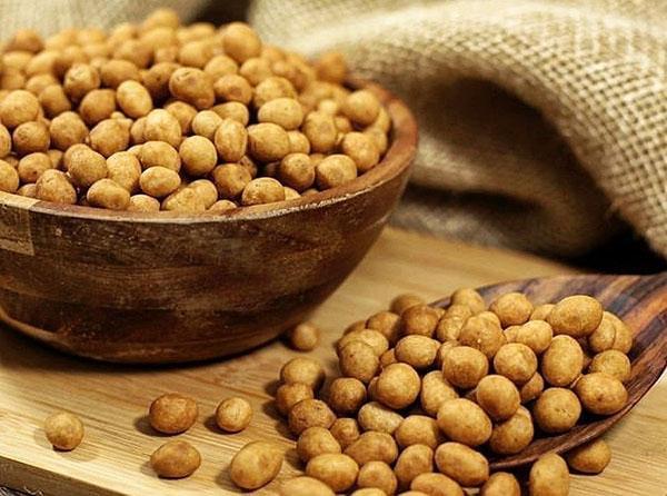 полезные свойства арахиса и кокоса