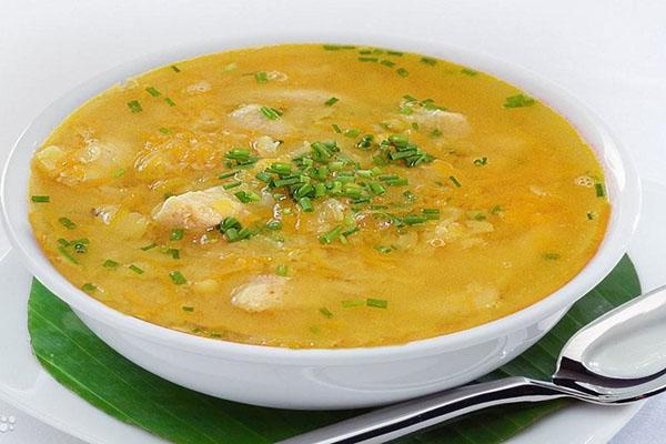 вкусный наваристый суп