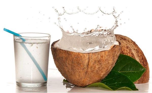 уникальный состав кокосовой воды