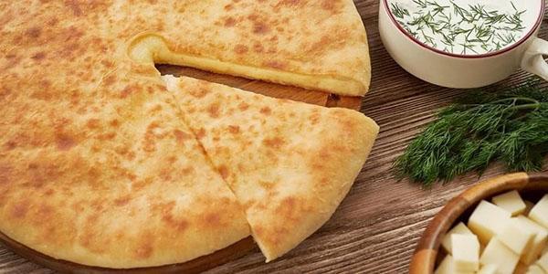 простой осетинский пирог