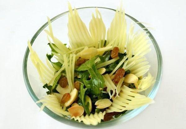 питательный салат