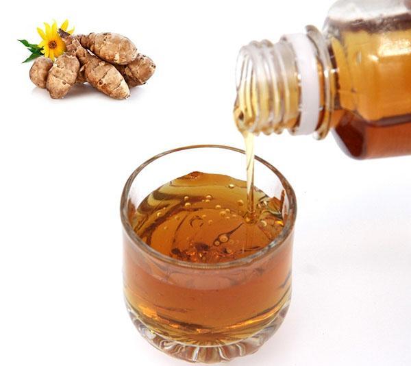 полезные свойства сиропа из топинамбура