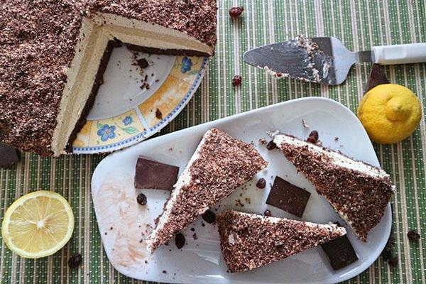 Торт птичье молоко с манкой - рецепт пошаговый с фото