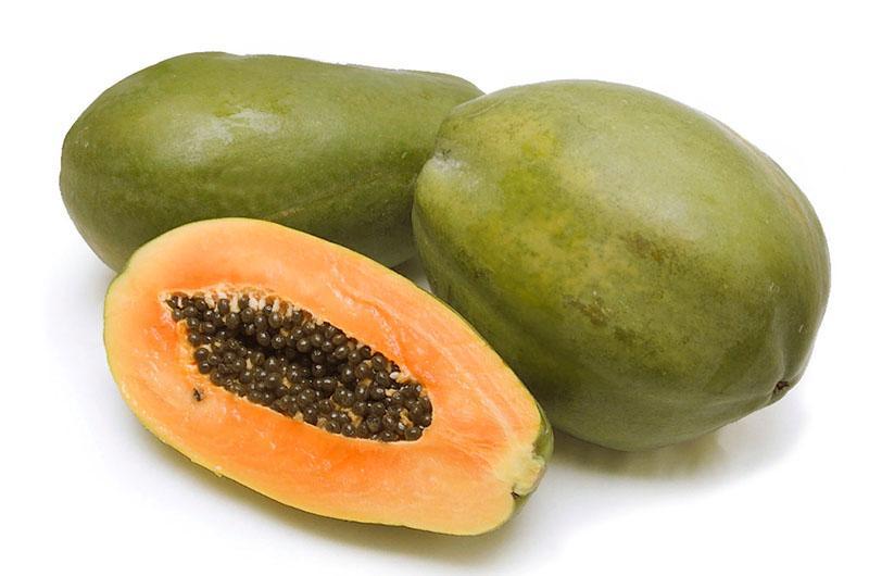 уникальный состав папайи