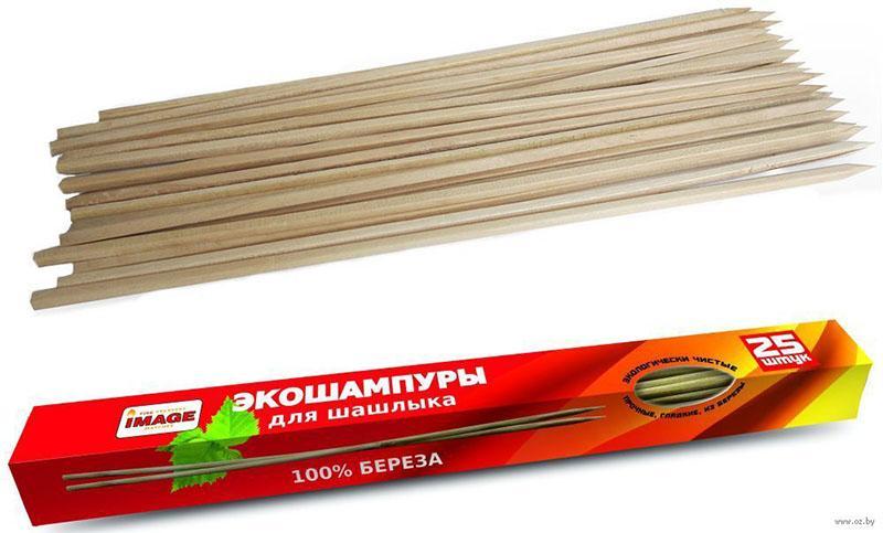 деревянные шампура