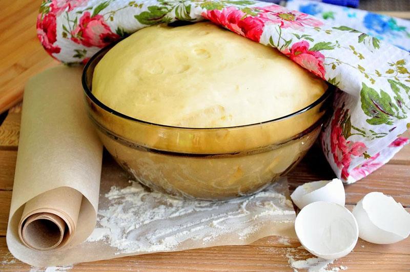 как приготовить вкусное тесто