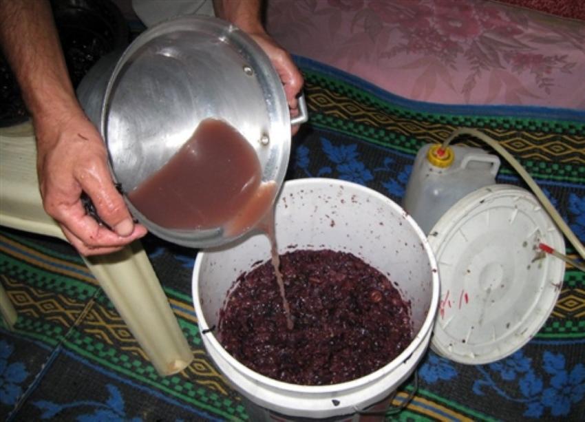 посуда для вина