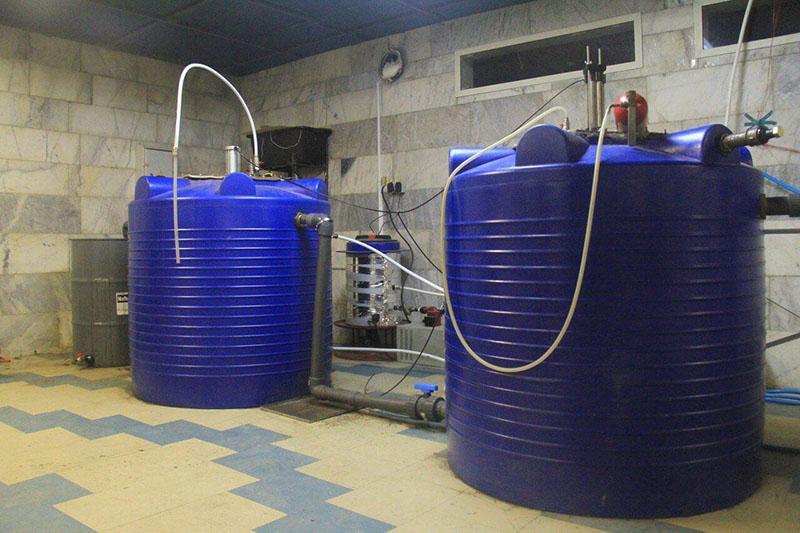индивидуальное обеспечение дома биогазом
