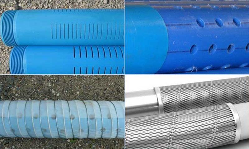 скважинный фильтр для воды