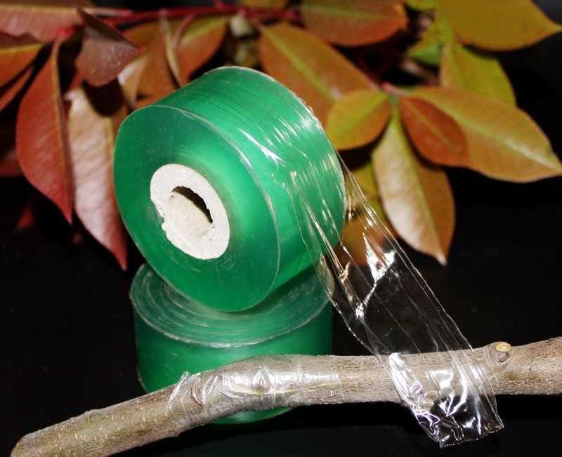 лента для прививки деревьев и ее состав