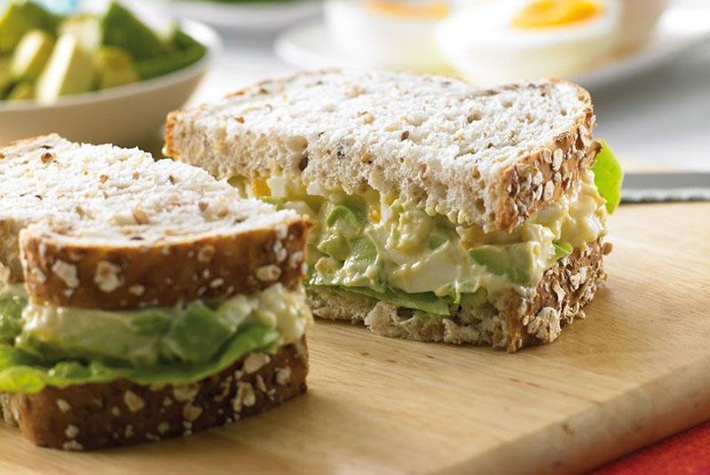 бутербродная масса с листовой горчицей