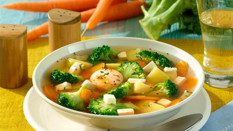 Диета брокколи супы рецепты
