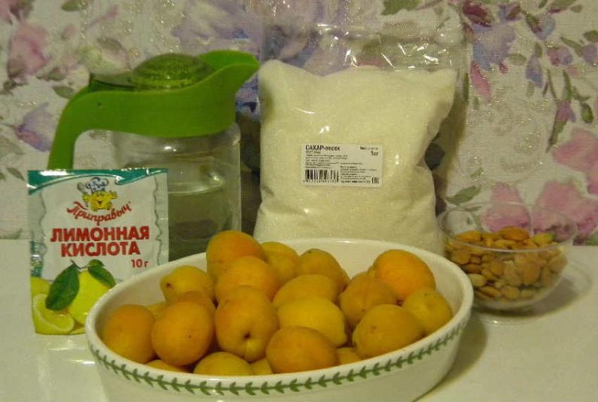 лимонная кислота для варенья